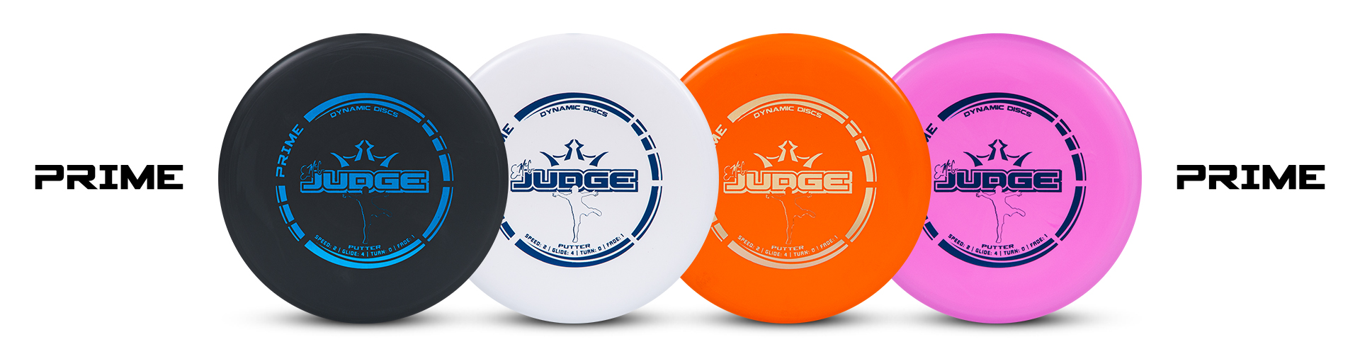 Dynamic Discs Prime EMAC Judge